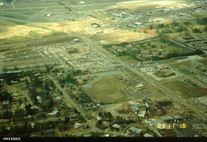 1989 Huntsville Tornado 25 Years Ago Today Eric S