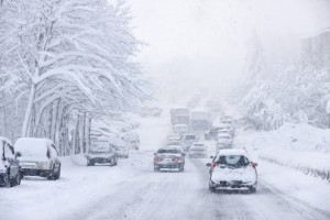 The historic March snowstorm buried Kentucky freeways and stranded hundreds of motorists for hours.  Source: WBKR