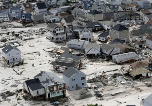 The hard lessons from Katrina prepared us for the havoc unleashed by Sandy.  Source: Daily Mail (UK)