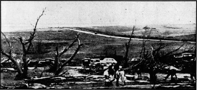 oberlin damage